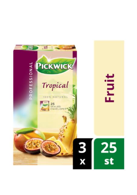 Pickwick Professional tropische vruchten 1,5gr