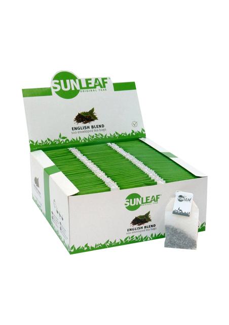 Sunleaf Originals English blend met envelop