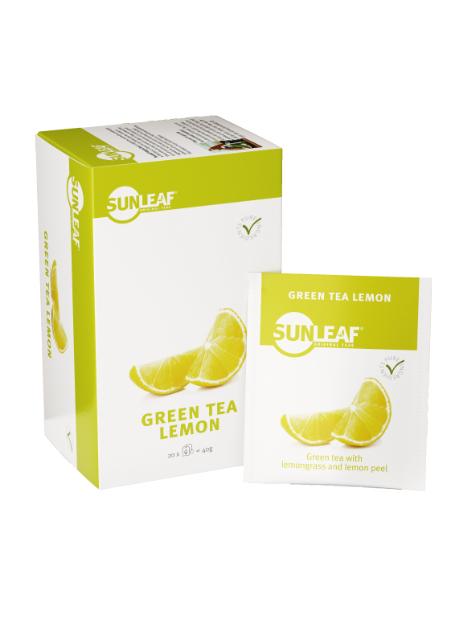 Sunleaf Originals Green Tea Lemon