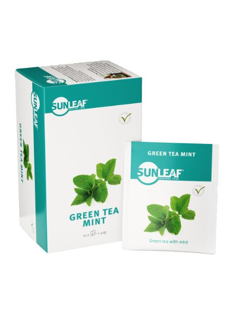 Sunleaf Originals Green Tea Mint