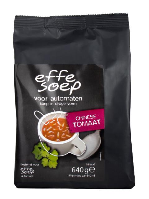 Chinese Tomaat vending 40 porties Effe Soep.