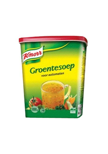 Knorr Automaten groentesoep bus 1kg