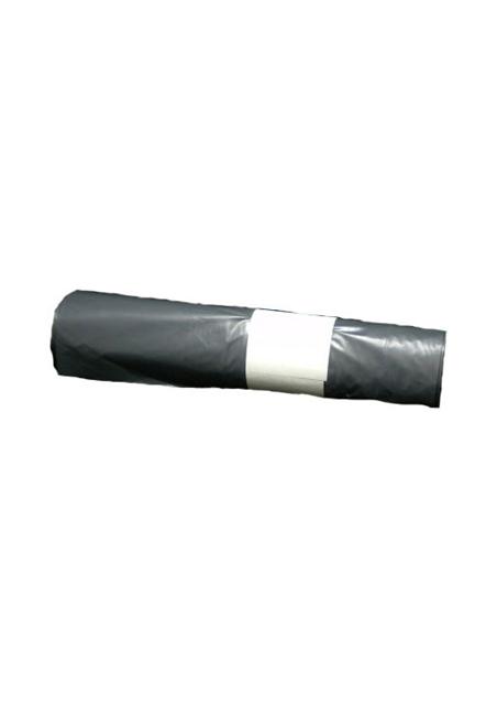 Vuilniszak grijs 60 x 80 cm