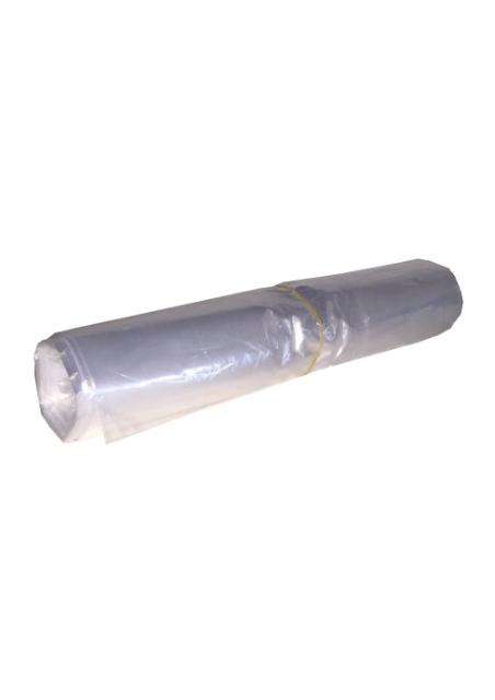 Afvalzak LDPE transparant T25 45x50 cm