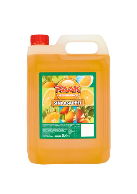 Raak Siroop sinaasappel